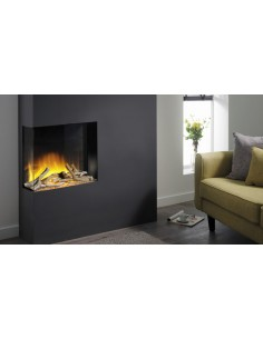 GLAZER 600 FLAMERITE FIRES