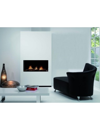 AMBIANCE CARA SIMPLE ELECTRICO RUBY FIRES