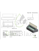 DESIGN TABLE BIO BLAZE