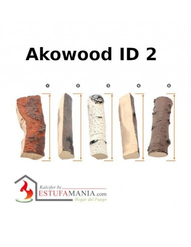 TRONCOS DECORATIVOS AKOWOOD ID 2 MIX