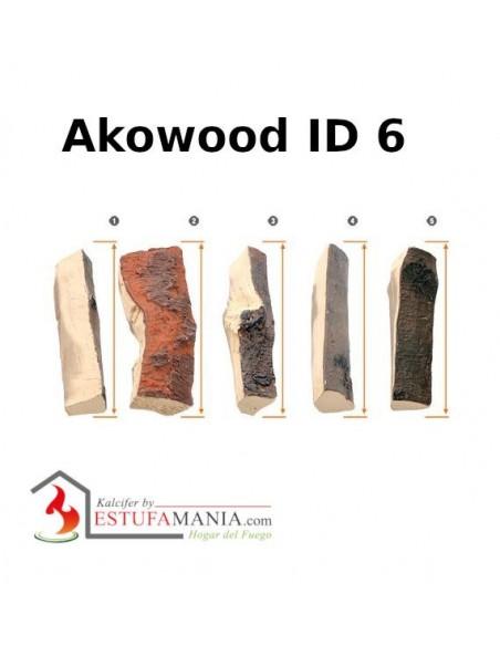 TRONCOS DECORATIVOS AKOWOOD ID 6 MIX