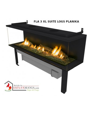 FLA 3 XL SUITE LOGS PLANIKA