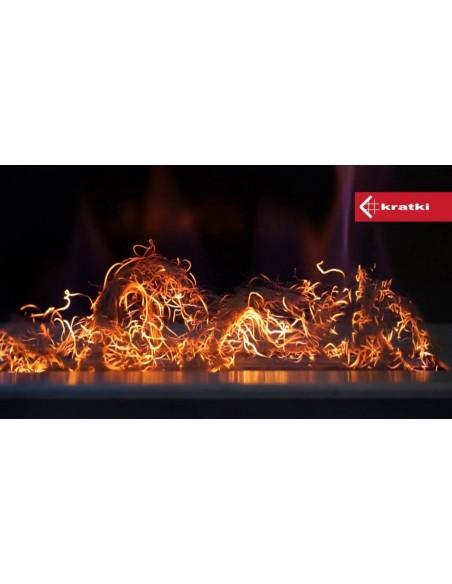 Glow Flame kratki estufamania