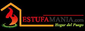 EstufaMania – Hogar del Fuego Logo